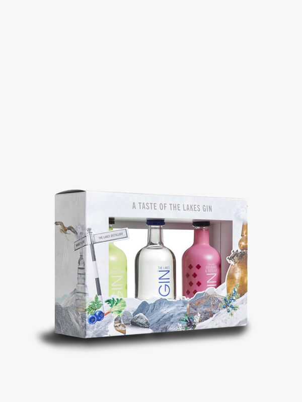 The Lakes Gin Cracker