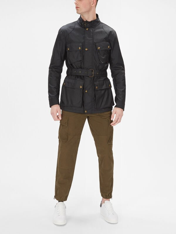Trialmaster Waxed Jacket
