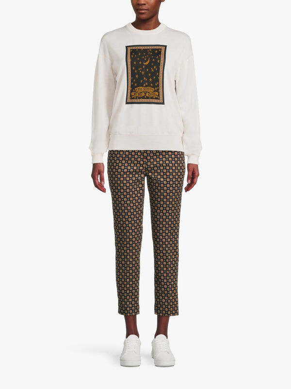 Avana Placement Sweatshirt