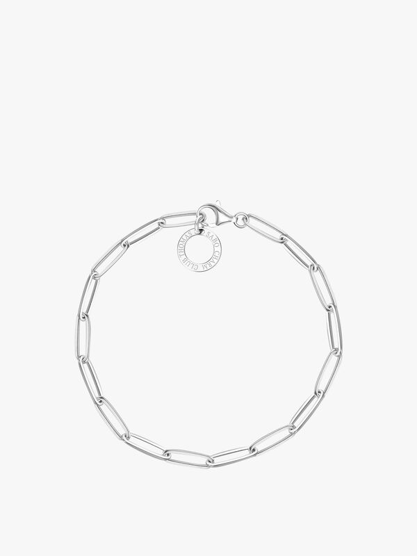 Interlock Chain Bracelet