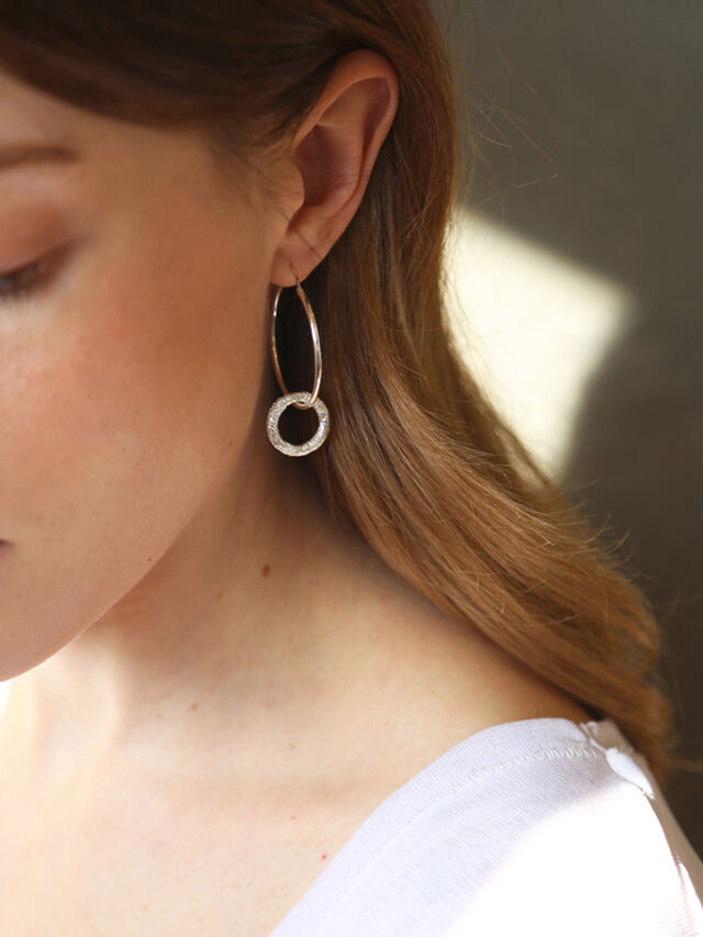 Salt Earrings