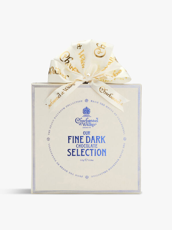Dark Chocolate selection