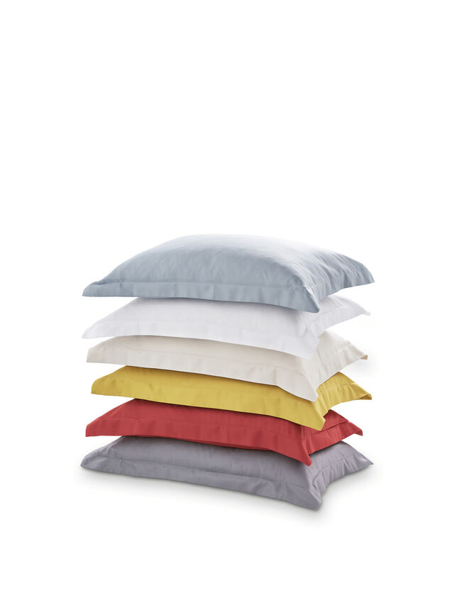 400 TC Plain Dye Oxford Pillowcase