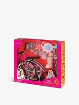 Wheelchair Medical Set