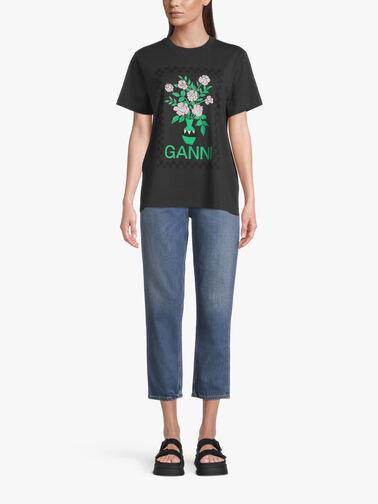 Basic-Cotton-Floral-Logo-Tshirt-T2800