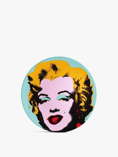 Andy Warhol Limoges Porcelain Plate