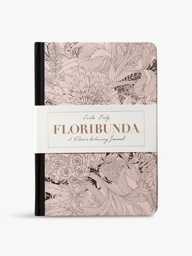 Floribunda Colouring Book