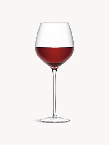 Red Wine Glass Set of 4