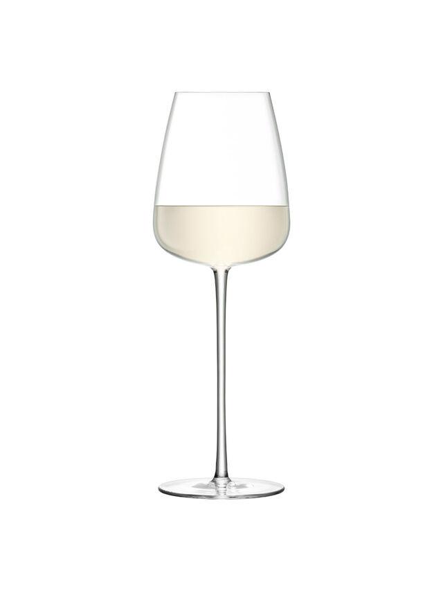 White Wine Glass Set of 2