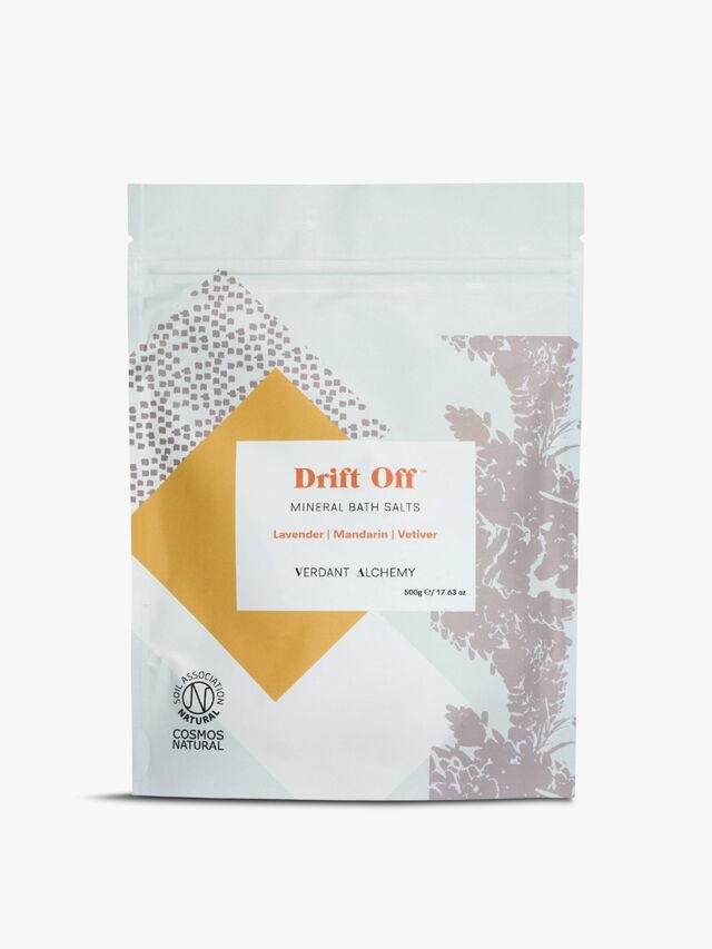 Drift Off Mineral Bath Salts