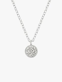 Mini Circle Reversible Necklace