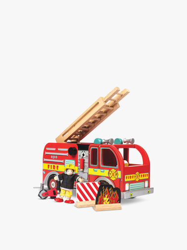 Fire Engine Set