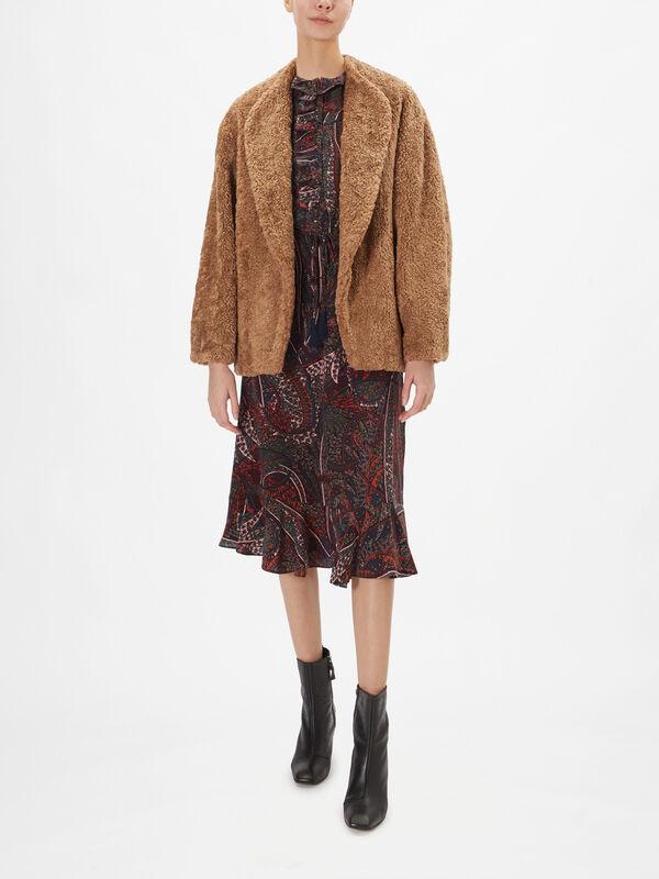 Palena Fleece Coat