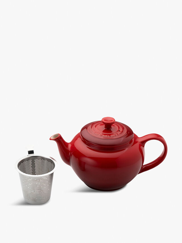 Petite Teapot with Infuser