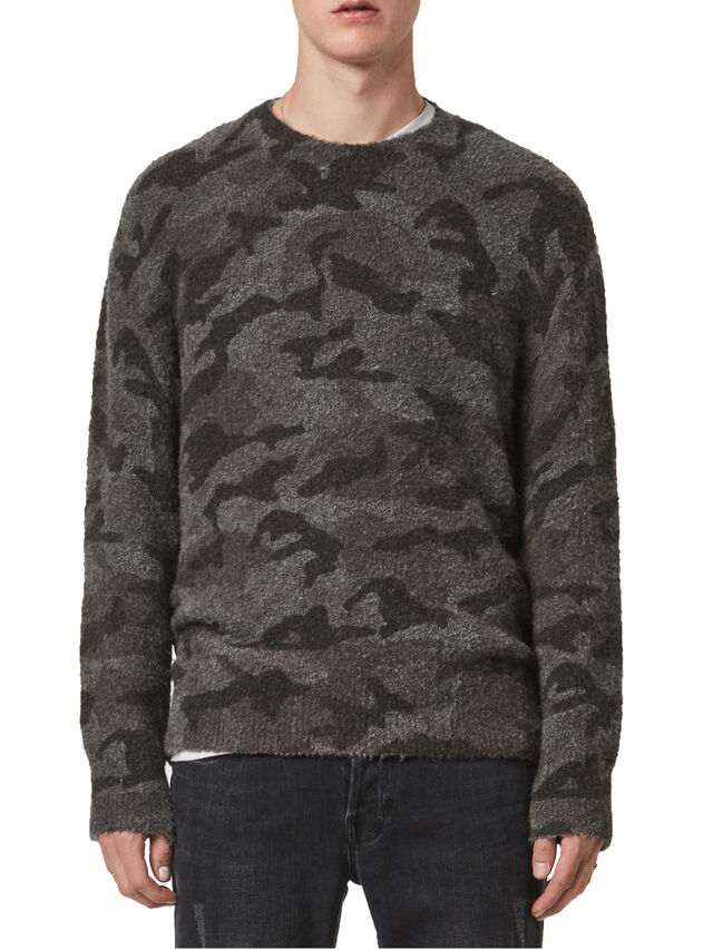 Stealth Crew Jumper