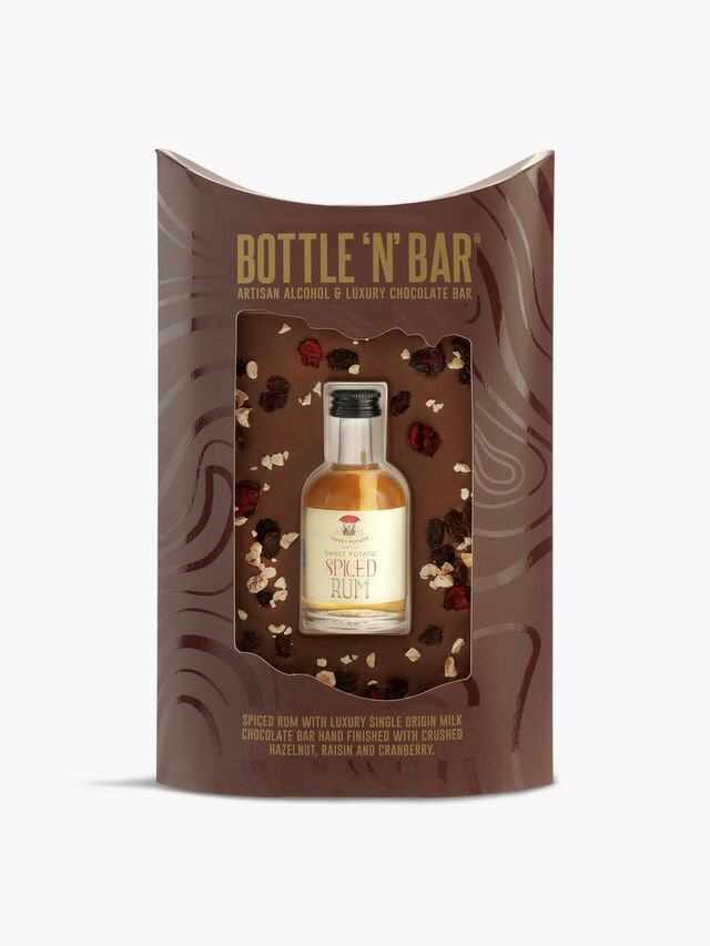 Bottle N Bar with Spiced Rum