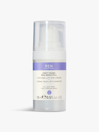 Keep Young And Beautiful Anti-Ageing Eye Cream