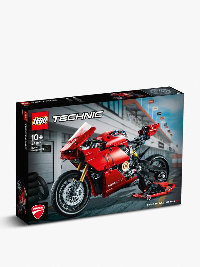 Technic Motor Bike
