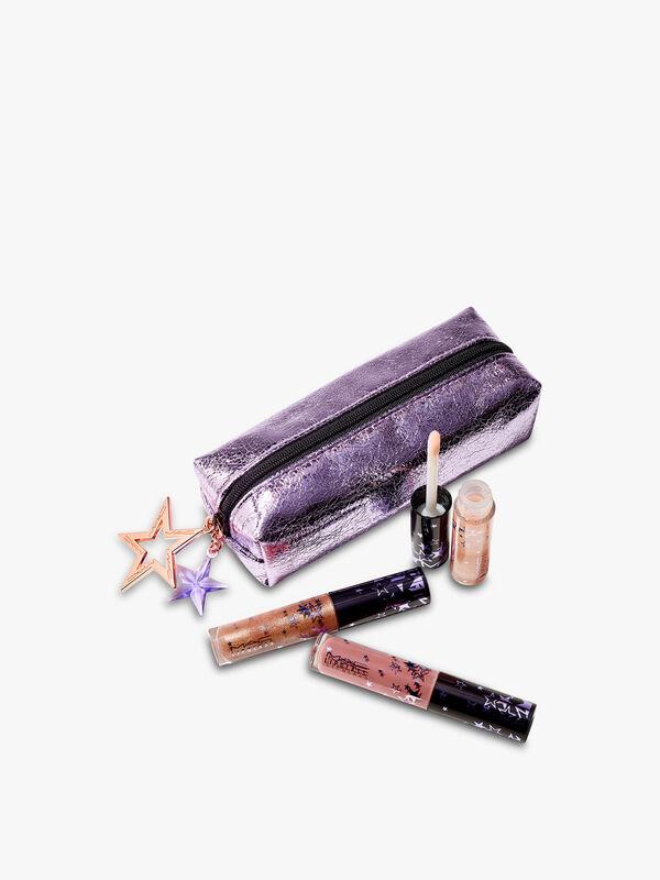 Lucky Star Lip Gloss Kit - Neutral