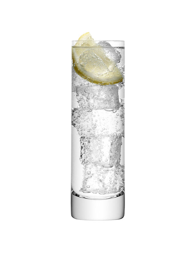 Long Drink Glass Set of 4