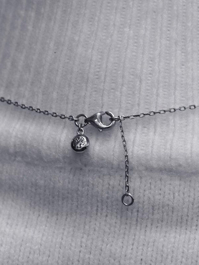 Cora Heart Necklace