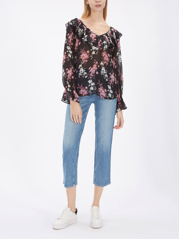 Persephone Long Sleeve Blouse