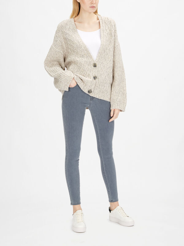 Molly Cable Cardigan