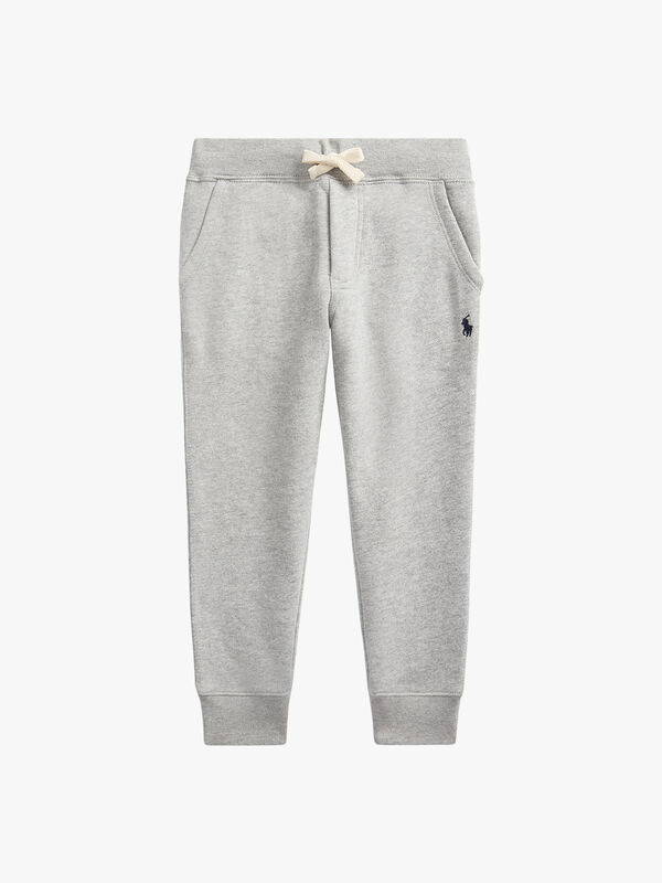 Fleece Jogger Bottoms