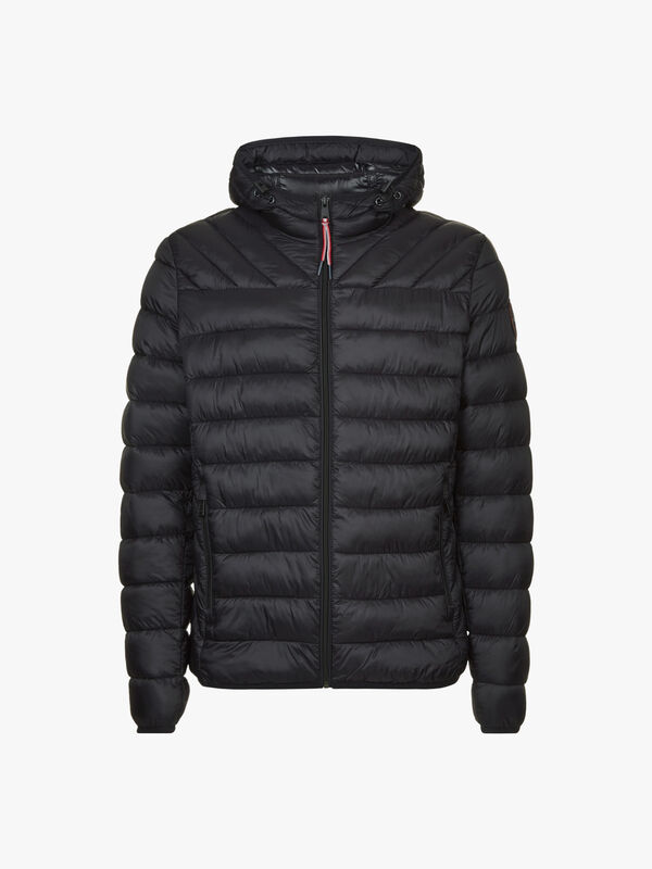 Aerons Hooded Puffer Jacket