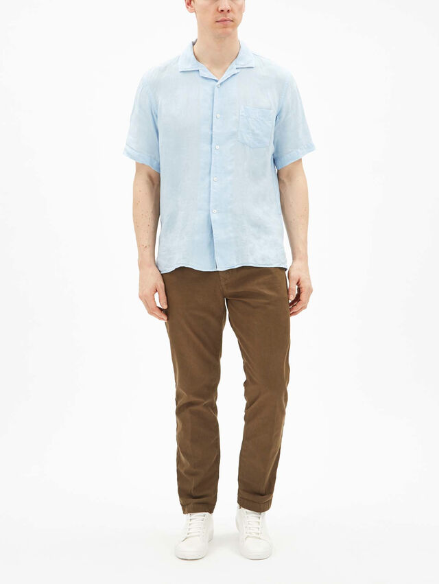 Palm Mc Pat Linen Shirt