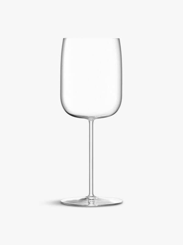 Borough White Wine Glass Set of 4