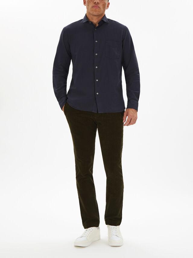 Penn Cotton Twill Shirt