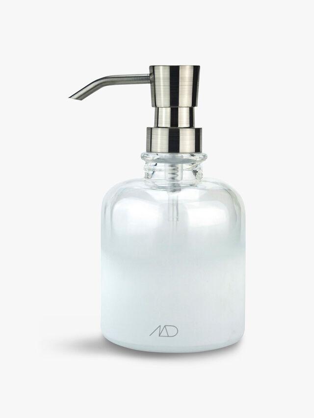 Venezia White Dispenser Low