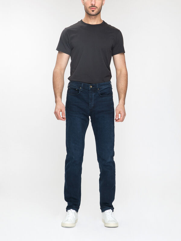 Slim Fit Authenic Stretch Jean