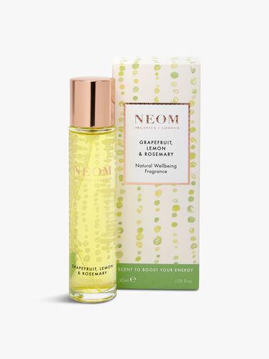 Grapefruit, Lemon & Rosemary Natural Wellbeing Fragrance