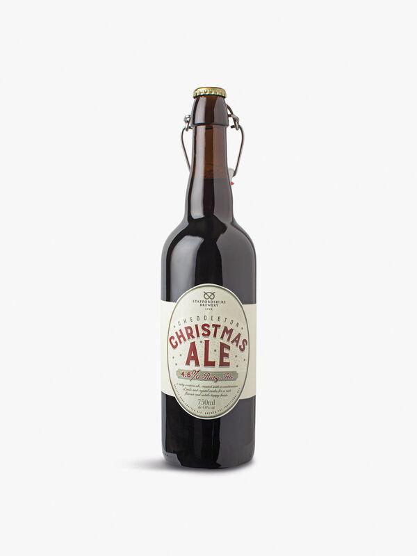 Cheddleton Christmas Ale 750ml