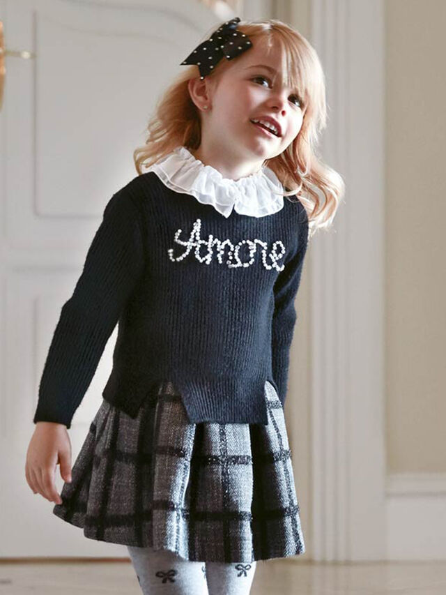 Knitted Amore Dress