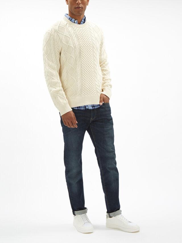 The Iconic Fisherman's Sweatshirt