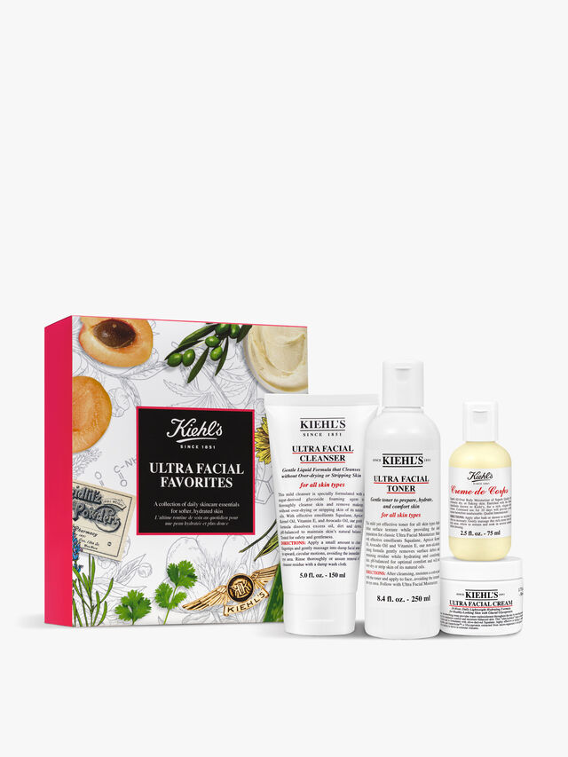 Ultra Facial Favourites Gift Set