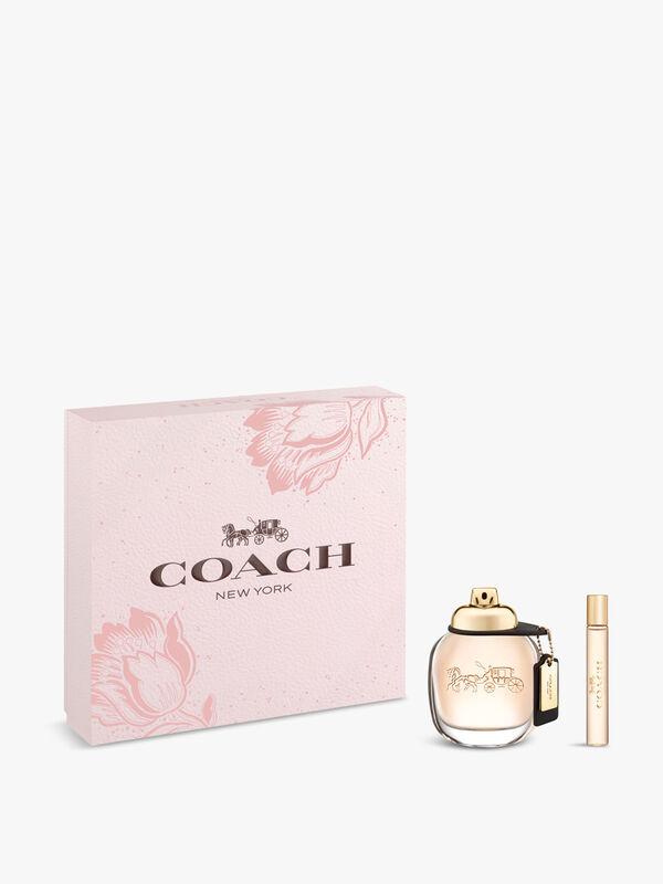 Coach Original Gift Set: Eau de Parfum 50ml + Travel Spray 7.5ml