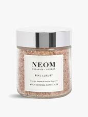 Real Luxury Multi Mineral Bath Salts