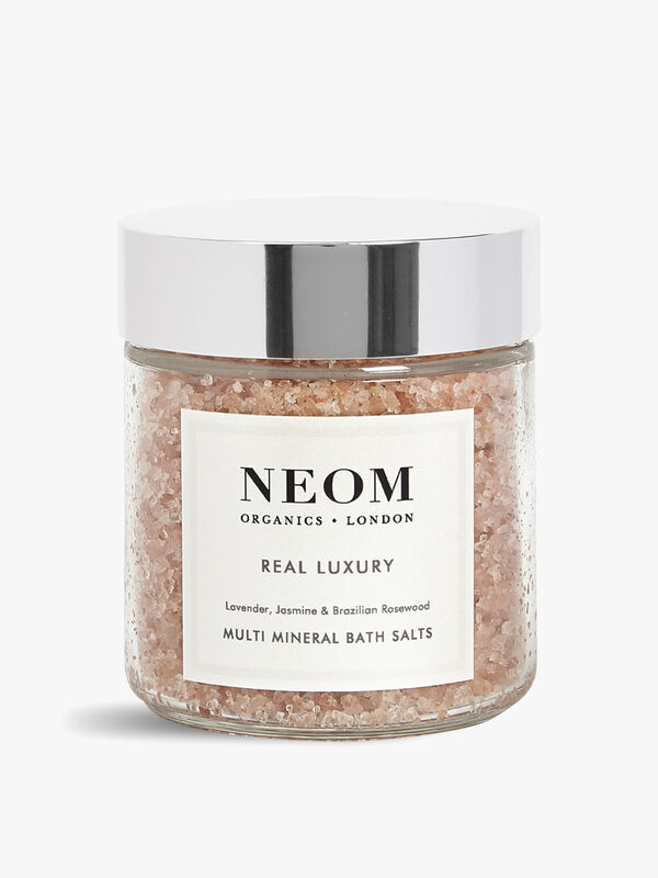 Real Luxury Multi Mineral Bath Salts