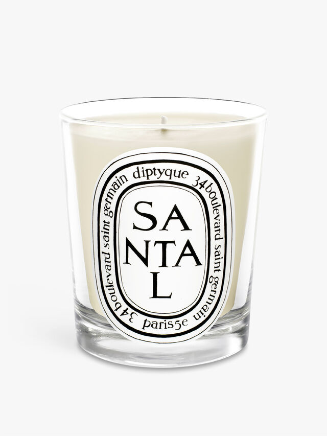 Scented Candle Santal 190g