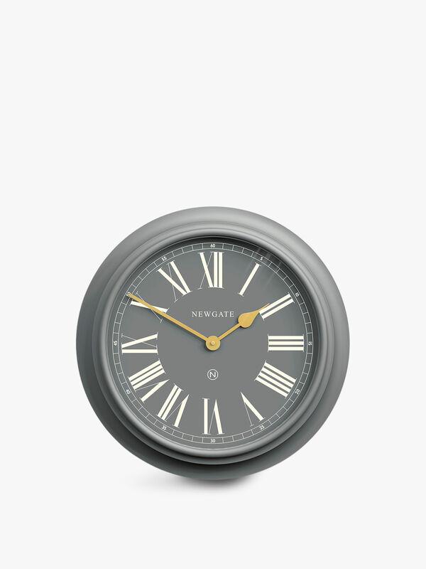 Choclolate Shop Wall Clock