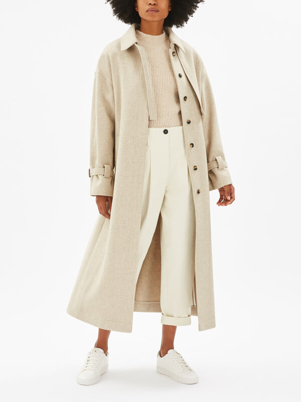 Timoteo Coat