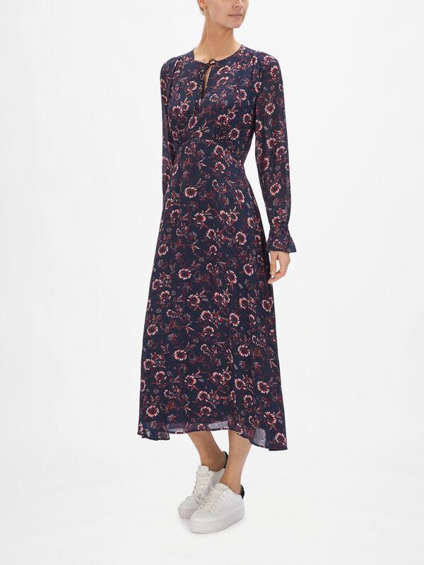 Amia Midi Dress