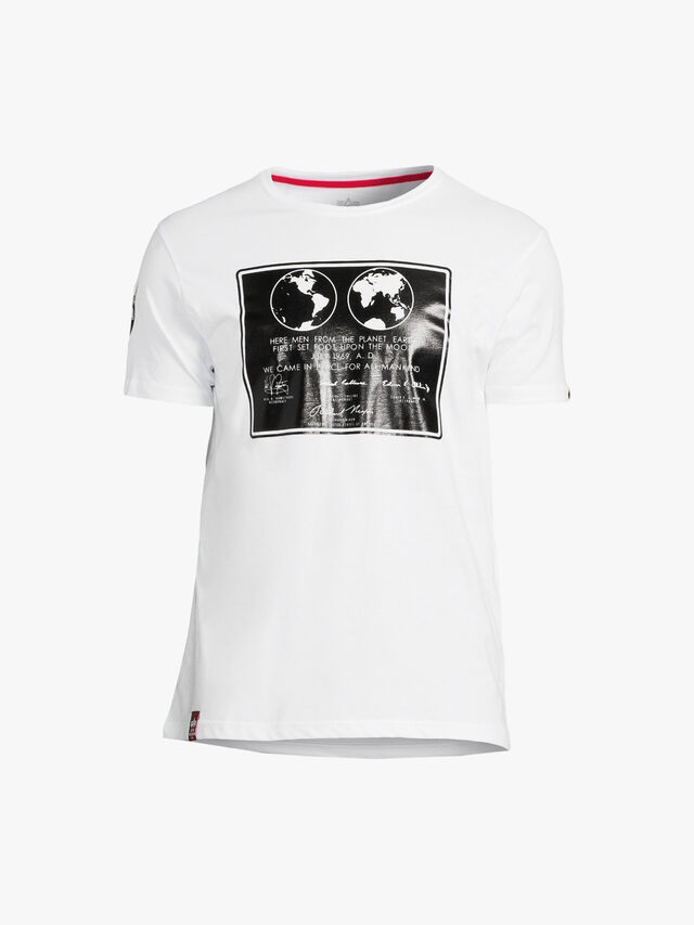 Lunar Plaque T-shirt