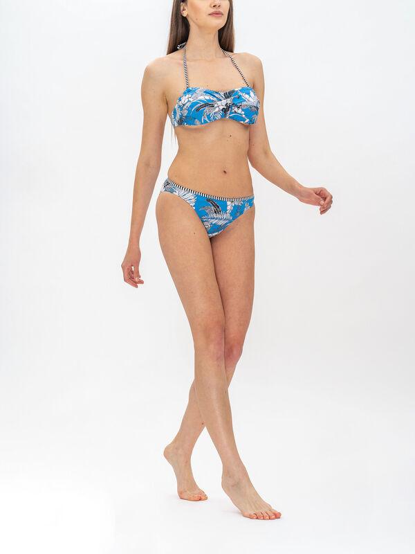 Tulum Beach Bandeau Bikini Top