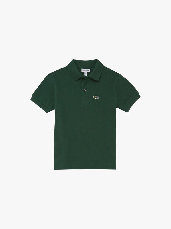 Regular Fit Petit Piqué Polo Shirt