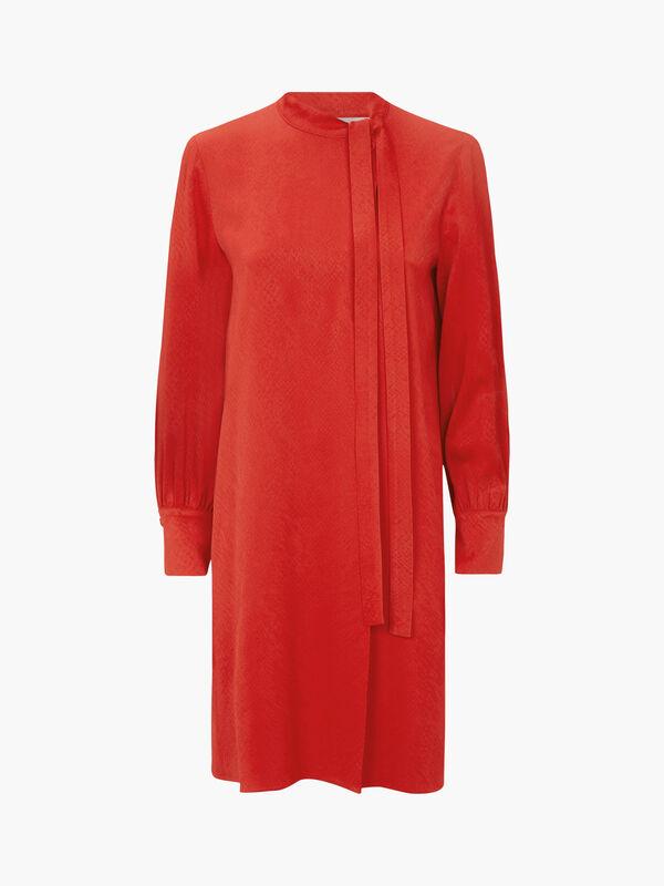 Eugenio Side Button Dress